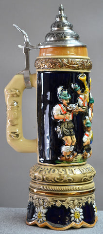 Musical band-themed stein - All Steins