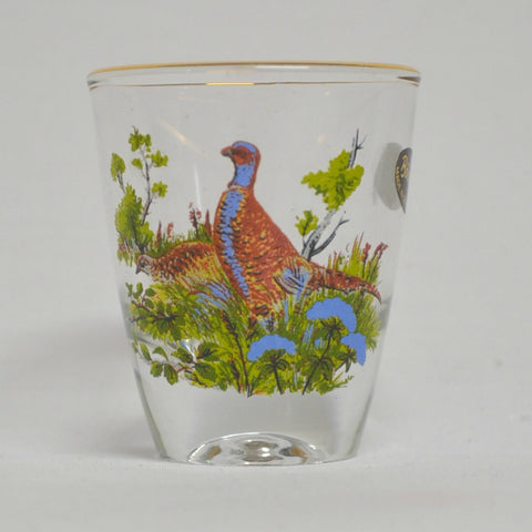 Pheasant Shot glass - All Steins