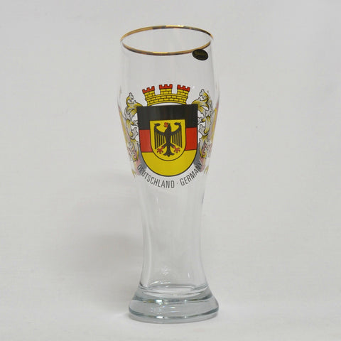 Crest Beer Glass - All Steins