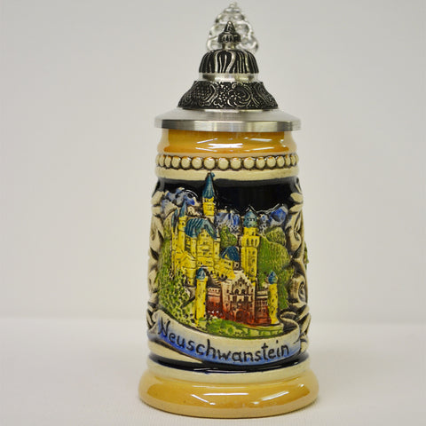 Mini Neuschwanstein 1/16L - All Steins