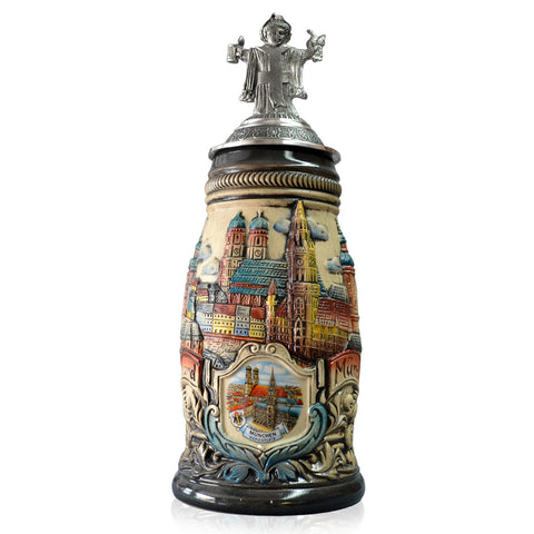 Rustic Munchen Stein - All Steins