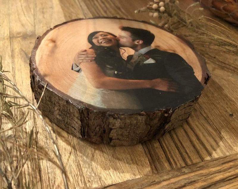 5th Wedding Anniversary Gift Pine Large Sizes