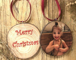 Christmas Baubles Personalised