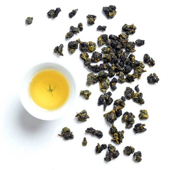 Shan Ling Xi High Mountain Oolong Tea, Taiwan