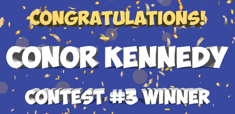 conor kennedy contest #3 winner