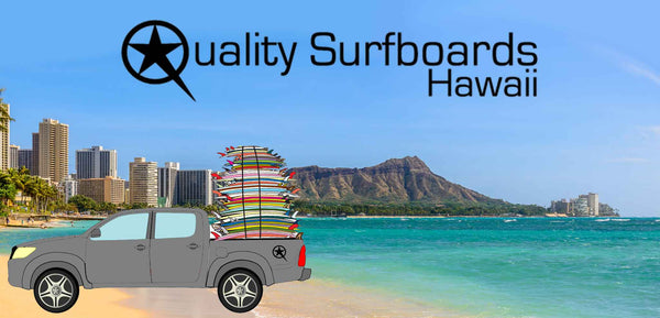 delivery rental surfboards waikiki oahu