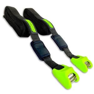 Block Surf Tie Down Straps 15'