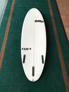 "6'3"" DHD Darren Handley Design Surfboards DX1"
