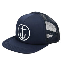 Load image into Gallery viewer, Captain fin trucker hat  OG Anchor