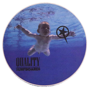 "Quality Nirvana 3"" Collectibles Sticker surf"