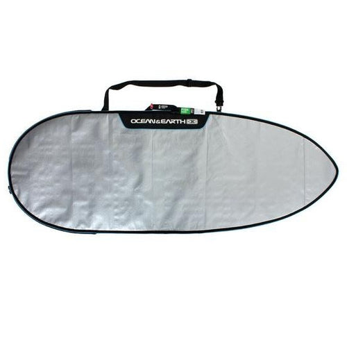 Ocean and earth boardbag Barry basic surfboard