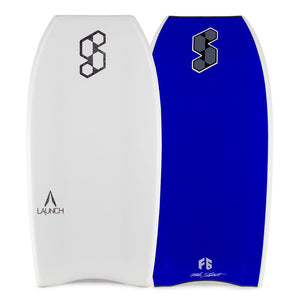 "Science Launch Tech 42"" (White/Blue)"