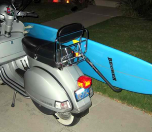 Surfboard Bike or Moped Racks