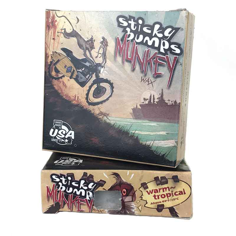 Munkey Surf Wax