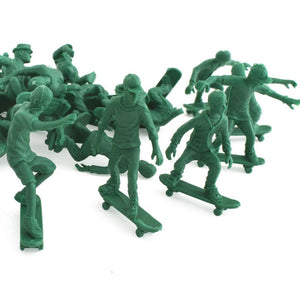 Toy Boarders SKATE - not army men