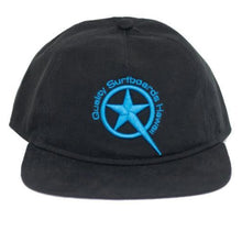 Load image into Gallery viewer, Star Embroider Black/Blue