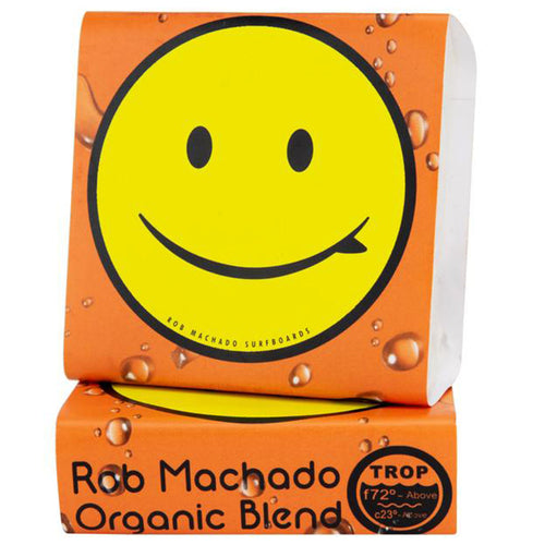Bubble Gum Surf Wax Rob Machado Organic Blend - Tropical (72° - Up)