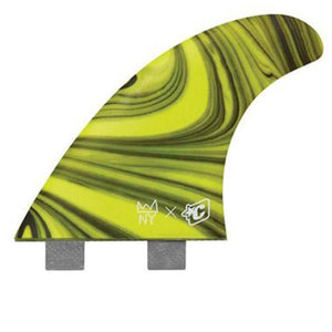 Medium FCS Creatures Nat Young Thruster surf surfboard accessories