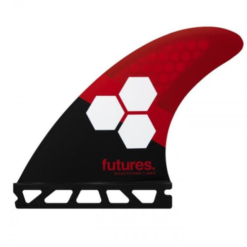 AM3 Honeycomb futures fins