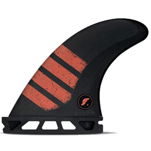 Small Futures F4 Alpha Thruster (Carbon/Red)