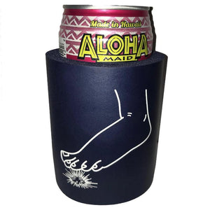Beer beverage koozie foam insulation