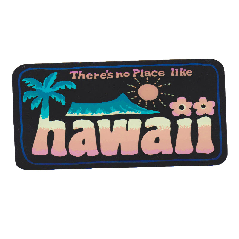 No place like Hawaii black 5