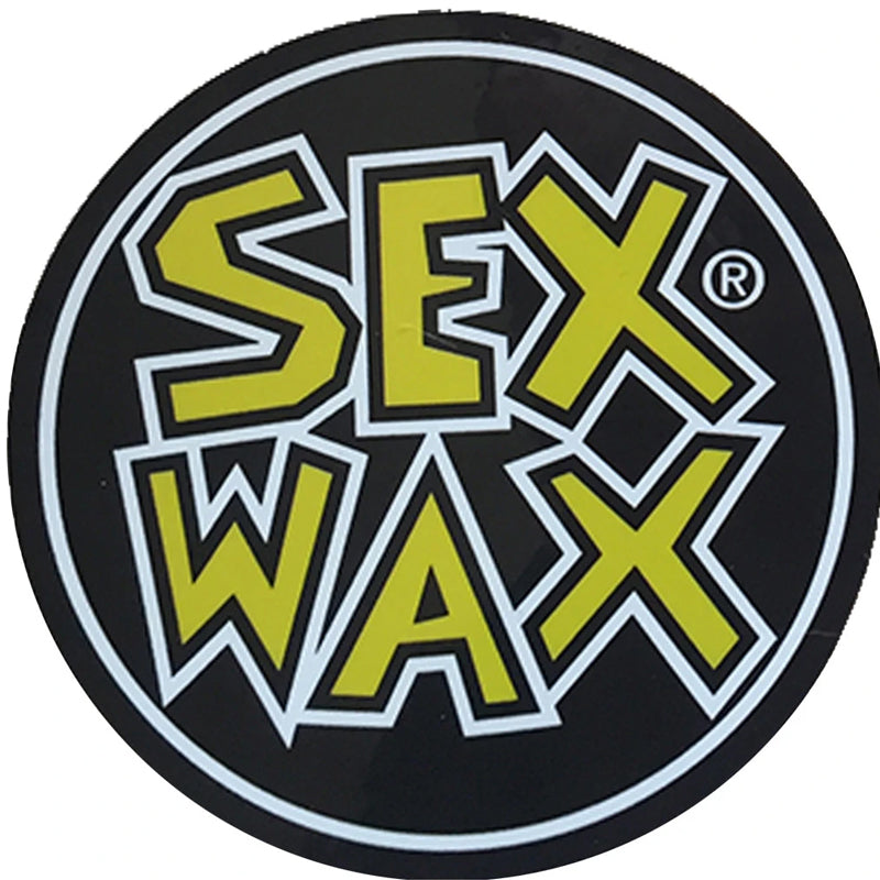 Sex Wax words round 4