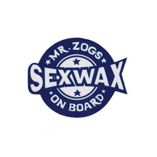 "Load image into Gallery viewer, Sex Wax on board 2"" Sticker"
