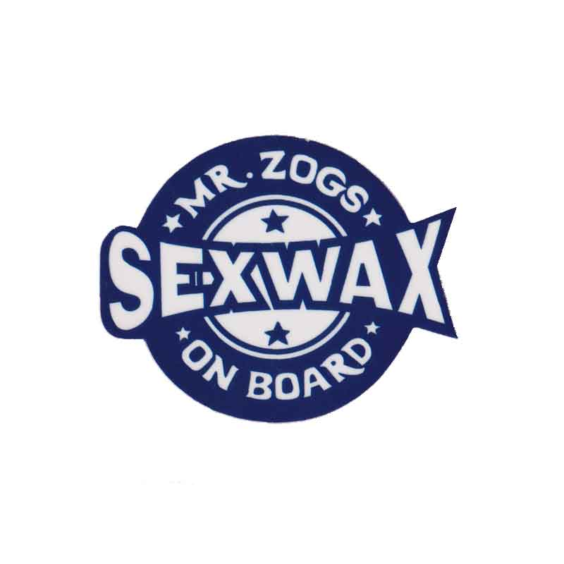 Sex Wax on board 2