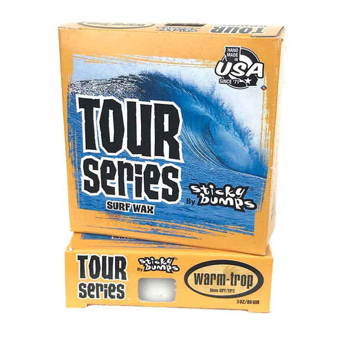 Sticky Bumps Tour Series Surf Wax
