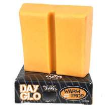 Load image into Gallery viewer, Sticky Bumps Day Glo Surf Wax orange