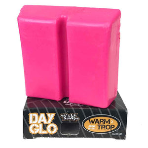 Sticky Bumps Day Glo Surf Wax pink