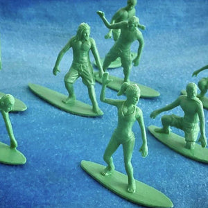 Toy Boarders SURF - not army men