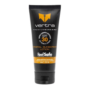 Vertra Lotion SPF 30 Mineral reef safe Sunscreen
