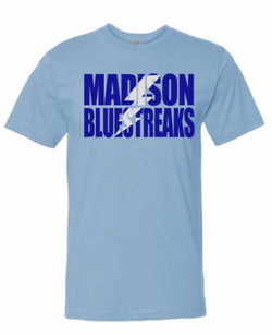 Madison Bluestreaks Unisex Tshirt