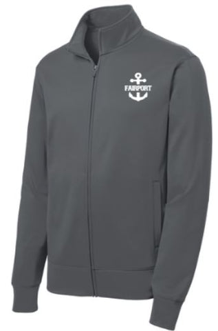G- Charcoal Performance Full Zip (McKinley Spirit Wear 2019)