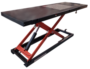 APlusLift Falcon MT2200 Electrical 2,200LB Motorcycle ATV UTV Lift Table - Second View