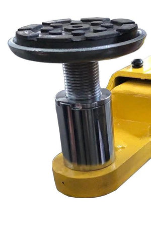 APlusLift HW-10KBP-A 10,000 LB 2-Post Floor Plate Heavy Duty Car Lift - Screw-In Pad