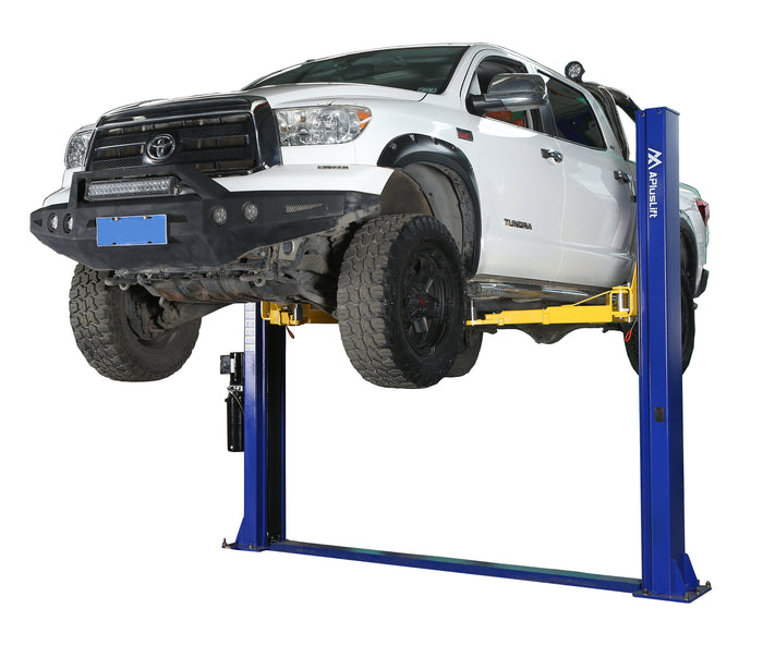 APlusLift HW-10KBP-A 10,000 LB 2-Post Floor Plate Heavy Duty Car Lift 24 Months Warranty (FREE SHIPPING)