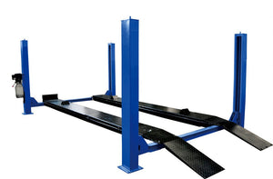 APlusLift HW-14S 14,000LB 4-Post 4 Post Alignment Lift