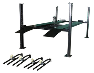 APlusLift HW-8SXLT 4-Post Car Lift Full Set