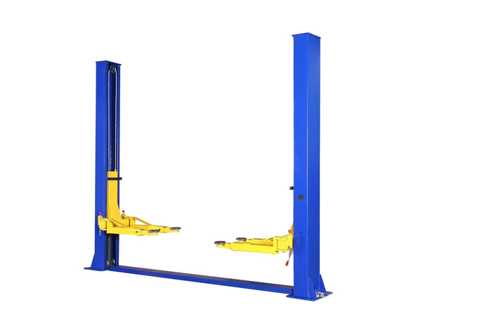 APlusLift HW-9KBP 9,000LB 2-Post Floor Plate Car Lift (Free Shipping)