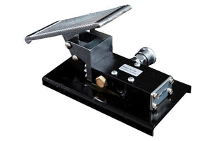 Pneumatic Foot Pedal for MT1500, MT1500X, and MT1500XLT motorcycle lift tables - Push Down