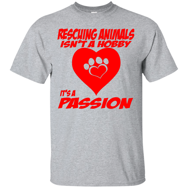 Rescuing Animals Isn't A Hobby It's A Passion - OMG I Love Dogs