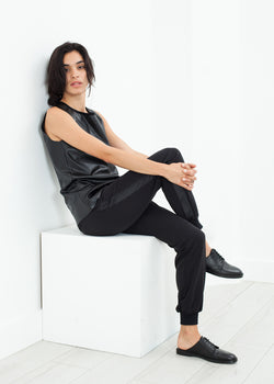 Camiliah Trouser in Black