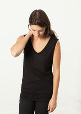 Millenium Tank in Black