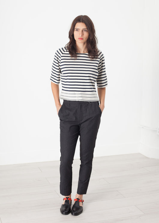 Eda Pants in Black