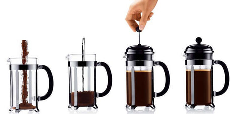 Wild Kaapi French Press Coffee Gurus