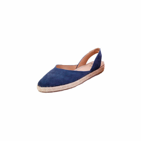 Sandale din piele naturala, model SHARP blue