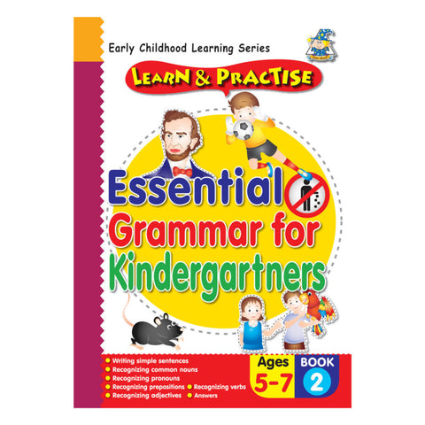 Activity Book 5 -7 Essential Grammar BK 2 - Yakedas Party and Giftware
